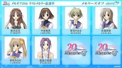 mo20th総選挙_1st