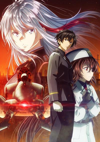 TVアニメ「86—エイティシックス—」第2期が10月2日より放送開始! キービジュアル&PVを公開