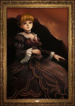 ベアトリーチェ肖像画