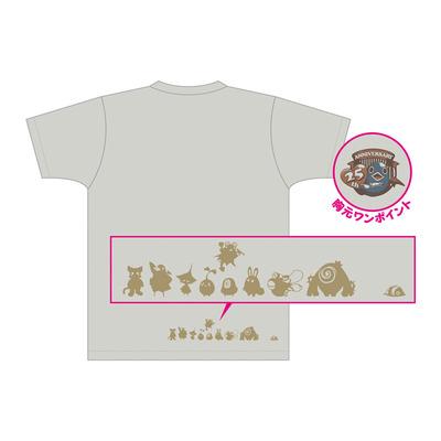 03日本一ソフトウェア25周年Tシャツ(マスコットVer.)