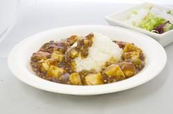 エトナ活火山麻婆豆腐 マンドラゴラサラダセット