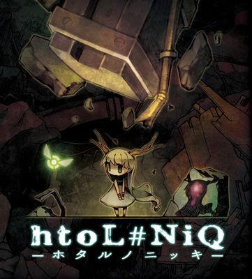 『htoL#NiQ −ホタルノニッキ−』製品画像