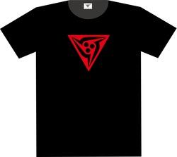 アクエリオンEVOLTシャツ_表