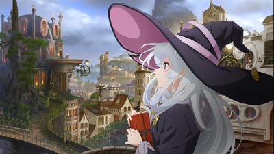 【魔女の旅々】第2弾新ビジュアル