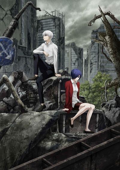 TVアニメ「東京喰種トーキョーグール:re」第2期が2018年10月より放送スタート