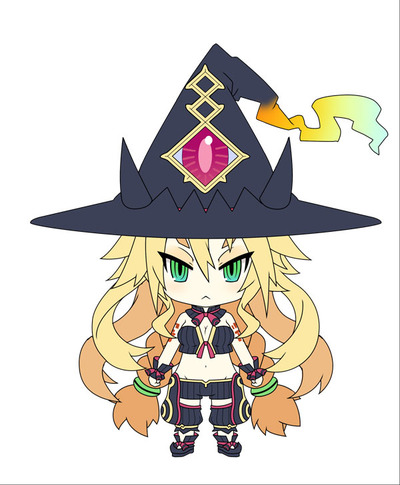 ねんどろいどぷち-魔女メタリカ-帽子有り