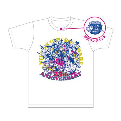 25周年Tシャツ