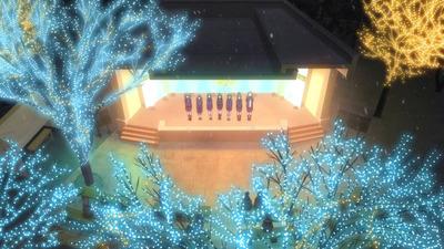 劇場版WakeUp,Girls!-七人のアイドル_-勾当台公園