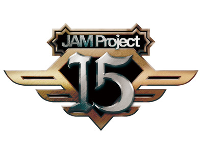 JAM Project15thlogo