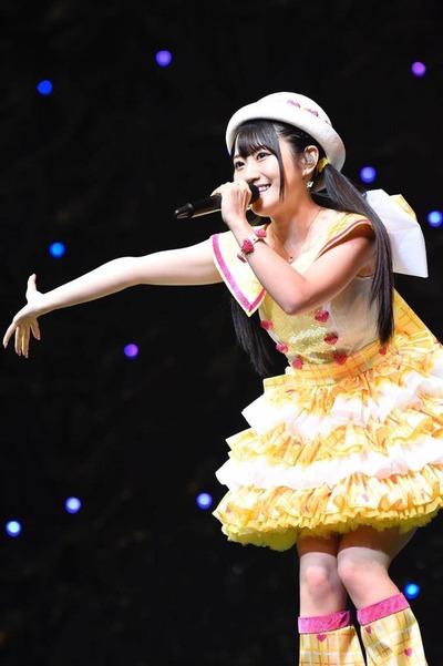 小倉唯ライブ「Smiley Cherry」2年ぶりのパシフィコ横浜はよりキュートに! オフィシャルライブレポ