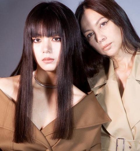 【モデル】池田エライザ、母と顔出し初親子撮影「お母様も美しい…麗しい視線にドキッとします」