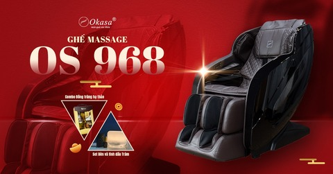 ghe massage Okasa OS 968
