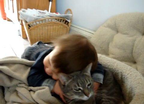 猫 赤ちゃん・猫大好き03