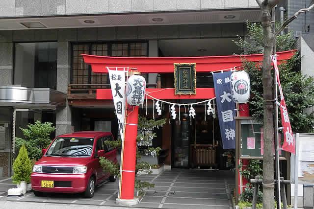 松島神社外観