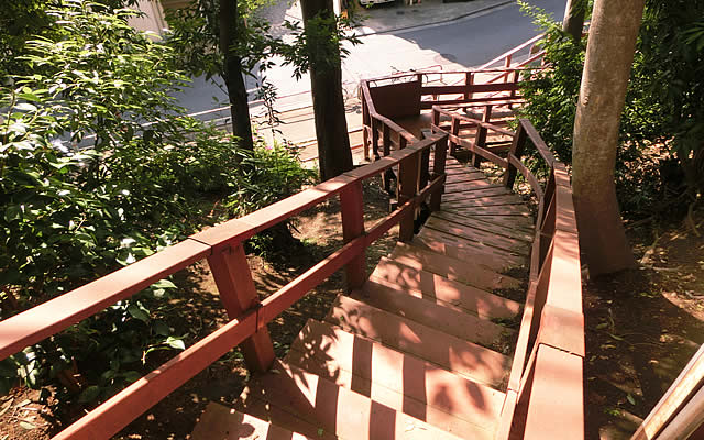 中台二丁目公園_中央階段