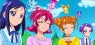 Dokidoki! Precure - 17u5_stitch