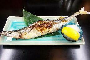 向き 焼き魚 魚を上手に焼く