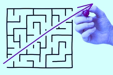 bigstock-Maze-Shortcut-41279914