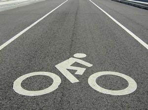 常に自転車専用道路を走る画期的なデバイス