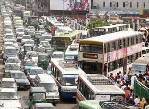ロシア式渋滞の抜け方