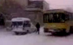 雪の日に交通費を節約する方法