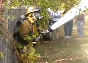 世界一の消防士