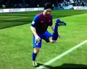 FIFA12ワールドクラスサッカーのバグが香ばしい