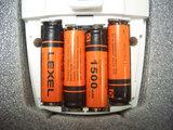 新型充電池(オレンジ)
