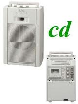 ワイヤレスアンプ WA-1812CD
