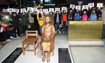 【少女像】「韓国の人にすれば10億積まれて『この金で二度と口を開くな』と言われているような気がする」 コリアNGOの郭氏[01/10]©2ch.net
