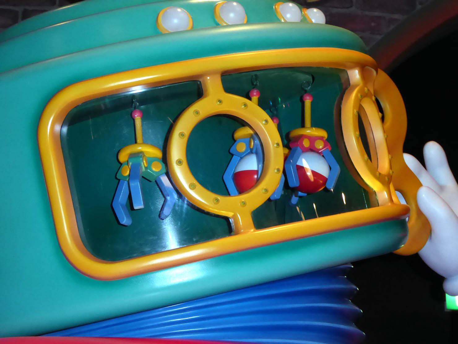 怒鳴るド伍長のクワックパーク