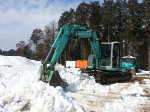 除雪作業 (1)