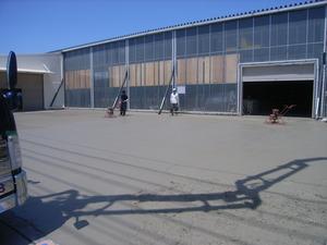 コンクリート舗装工事 (9)