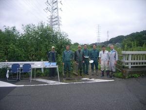 水生生物調査H27 (1)