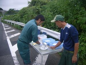 水生生物調査H27 (3)