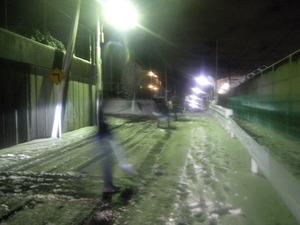 2除雪作業中 (3)