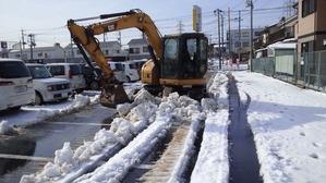 除雪作業 (3)