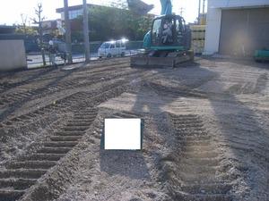 コンクリート舗装工事 (5)