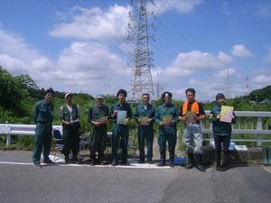 水質調査2014 (7)
