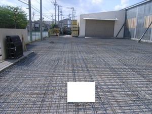 コンクリート舗装工事 (6)