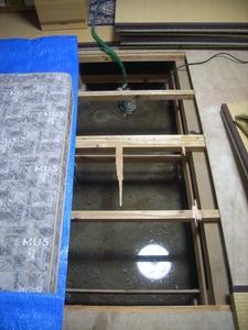 床下浸水2