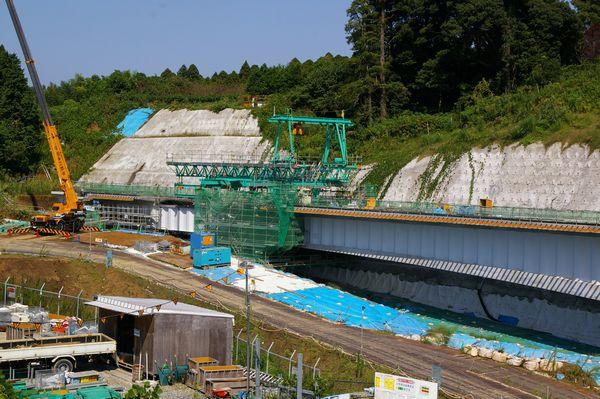 小野橋工事7