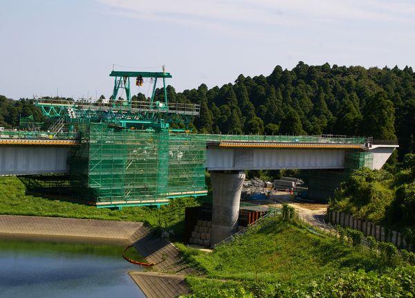 小野橋工事6