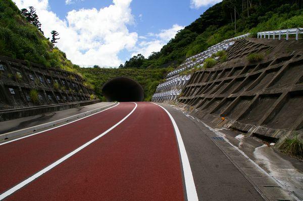 立岩トンネル