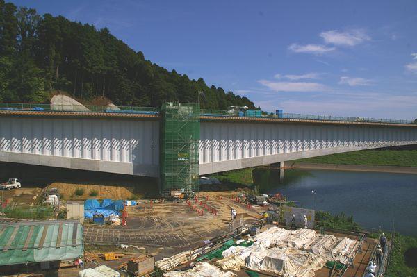 小野橋工事2