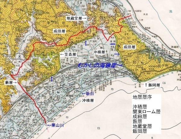 地質図(海匝)-2