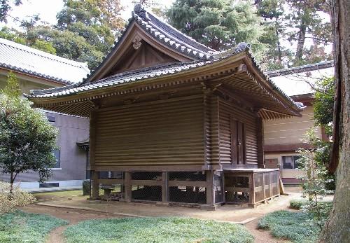 香取神宮宝庫