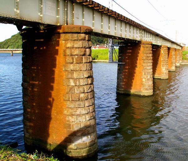 小糸川鉄橋2