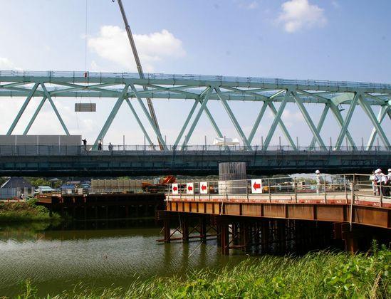 トラス橋2