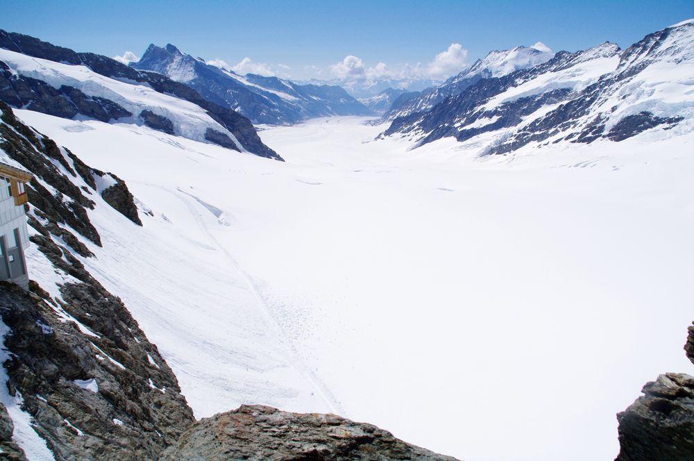 アレッチ氷河の画像 p1_30